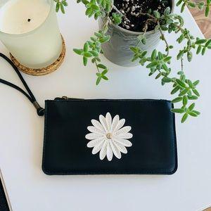 DAISY | faux leather mobile crossbody purse clutch